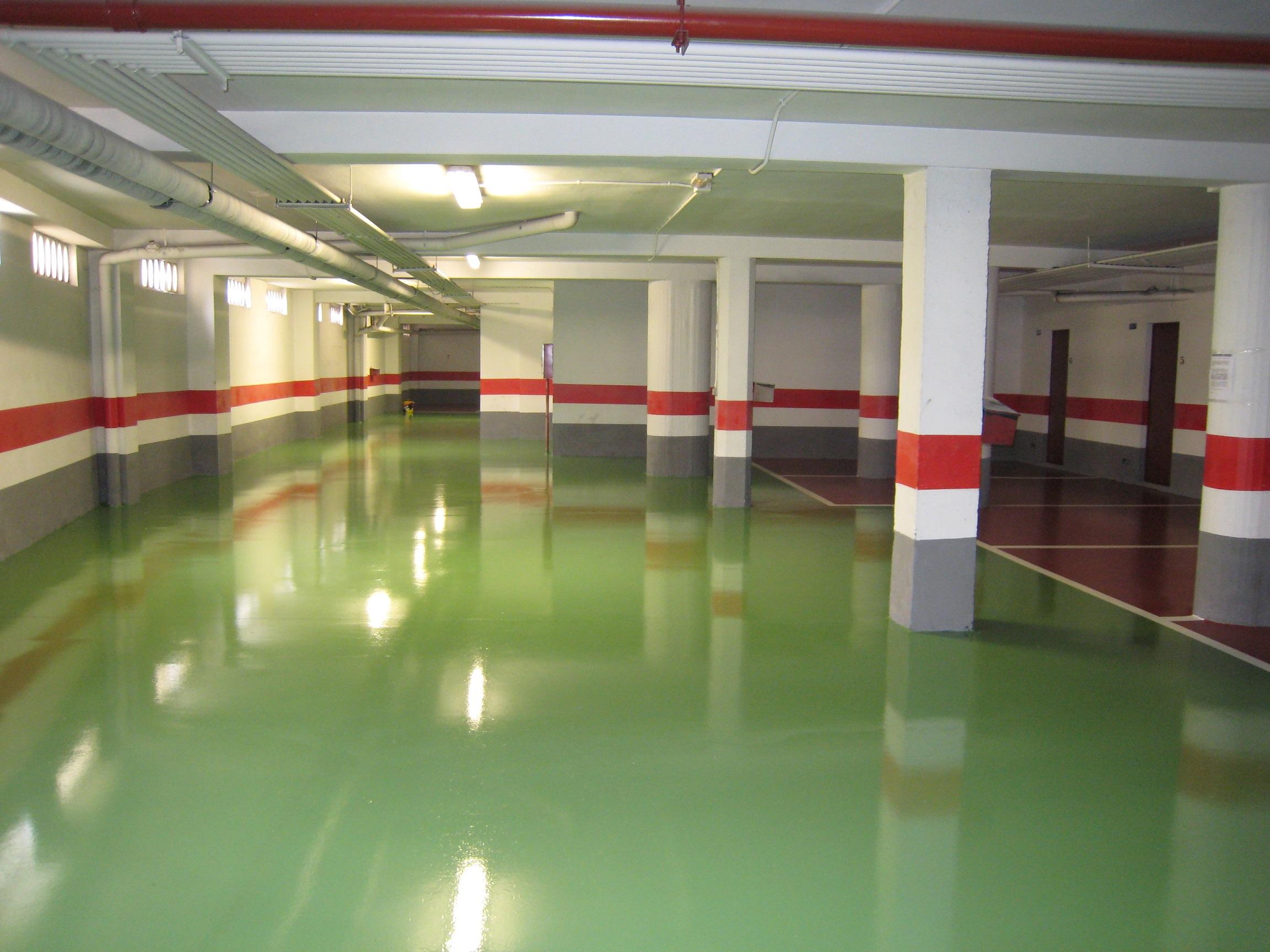 Ref 123 01 pintura especial para suelos de garajes for Pintura para suelos de garaje