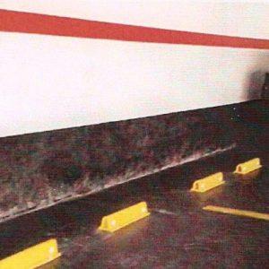 Topes - señalizadores PVC estacionamientos