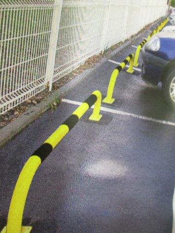 opes - Arcos proteccion estacionamientol