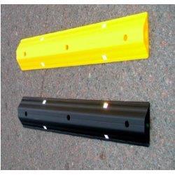 Separadores de carriles de PVC