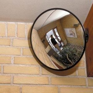 Espejos de seguridad y vigilancia