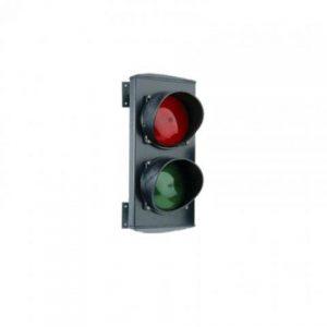 Sistema de semáforos de Led