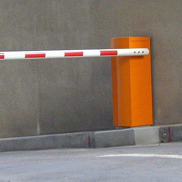 Barreras automáticas elevadoras de control de accesos